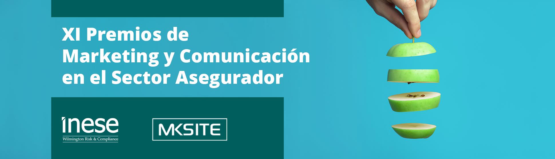 Premios de Marketing y Comunicación en el Sector Asegurador